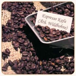 Espresso Kafa (Rohkaffee aus organischem Anbau)