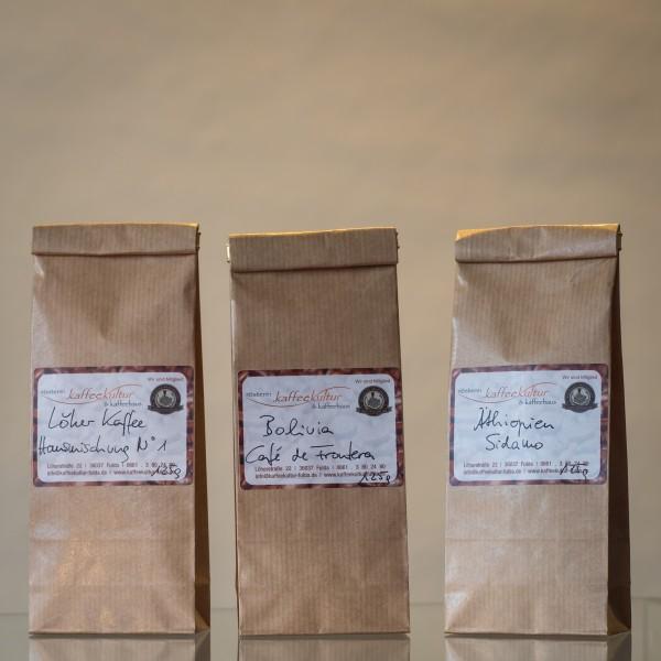 Probierpaket Kaffee