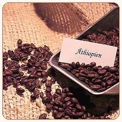 Äthiopien Sidamo (Rohkaffee aus organischem Anbau)